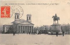 La Roche Sur Yon La Place D'Armes - La Roche-sur-Yon