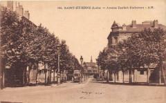 Saint Etienne Avenue Denfert Rochereau - Roche