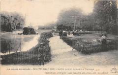 Montelimar Jardin Public Allee De La Terrasse - Montélimar