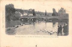 Poitiers Le Pont De Rochereuil Et Abreuvoir Du Pont Guillon - Poitiers