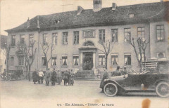 Thann La Mairie - Thann