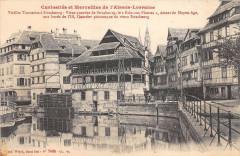 Strasbourg Vieilles Tanneries Vieux Quartier - Strasbourg