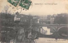 Castres Les 4 Ponts Sur L'Agout - Castres