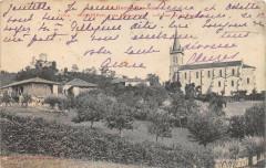 Montespan Eglise Chateau - Montespan