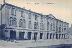 Saint Amans Soult La Mairie Et Les Ecoles - Saint-Amans-Soult