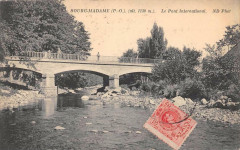Bourg Madame Le Pont International - Bourg-Madame