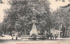 Revel La Fontaine Des Trois Graces - Revel