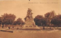 Abbeville Monument Aux Morts - Abbeville