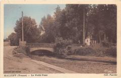 Maligny Le Petit Pont - Maligny