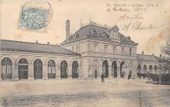 Meaux La Gare - Meaux