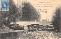 Bourg Madame Le Pont Frontiere Sur La Raour - Bourg-Madame