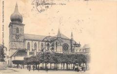Remiremont L'Eglise - Remiremont