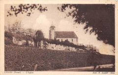 Etigny L'Eglise - Étigny