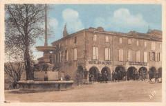 Dourgnes Arcades De La Ville - Dourgne