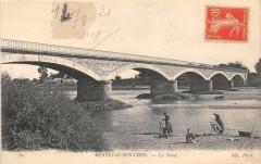 Mennetou Sur Cher Le Pont - Mennetou-sur-Cher