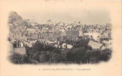 Saint Valery En Caux Vue Generale (dos non divisé) - Ry
