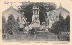 Rambervillers Le Cimetiere Et Monument - Rambervillers