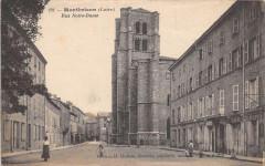 Montbrison Rue Notre Dame - Montbrison