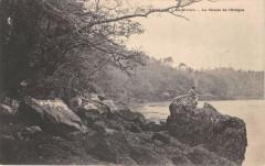 Quimper La Riviere La Chaise De L'Eveque - Quimper