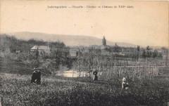 Labruguiere Clocher Et Chateau - Labruguière