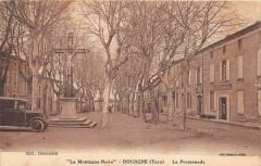 Dourgne La Promenade - Dourgne