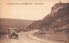 Dourgne Route D'Arfons - Dourgne