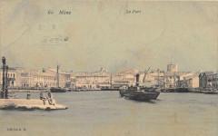Meze Le Port - Mèze
