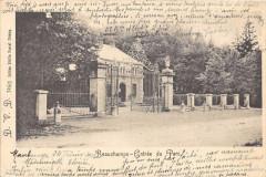 Beauchamps Entree Du Parc (dos non divisé) - Beauchamps