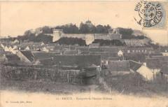 Dreux Remparts De L'Ancien Chateau - Dreux
