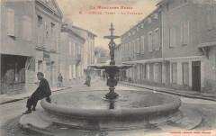 Soreze La Fontaine - Sorèze