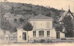 Lamalou Les Bains La Poste Et Telegrapghes - Lamalou-les-Bains