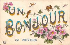 Un Bonjour De Nevers - Nevers