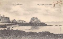 Le Pouliguen Pen Chateau Ses Roches - Le Pouliguen