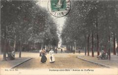 Fontenay Sous Bois Avenue De Fontenay 94 Fontenay-sous-Bois