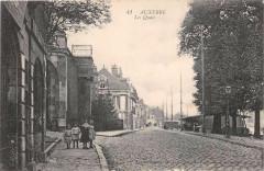 Auxerre Les Quais - Auxerre