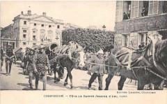 Compiegne Fete De Sainte Jeanne D´ARC  N°7 - Compiègne