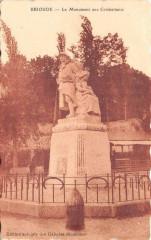 Brioude Monument Aux Combattants - Brioude