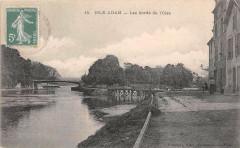 L'Isle Adam Les Bords De L'Oise - L'Isle-Adam