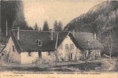 Montagnes De La Grande Chartreuse Les Charmettes La Maison Forestiere - Montagne