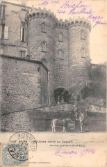 Bazas Ancienne Porte Du Gisquet - Bazas