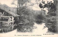 Paysages Clamecycois Le Lavoir De Beuvron - Beuvron