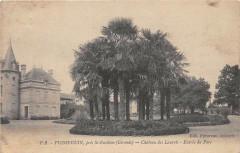 Puisseguin Chateau Des Laurets Entree Du Parc - Puisseguin