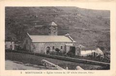 Montferrer Eglise Romane - Montferrer