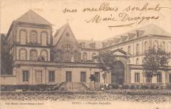 Revel L'Hospice Roquefort (dos non divisé) - Revel