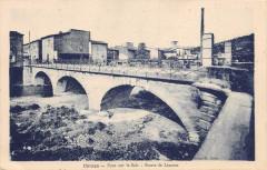 Couiza Pont Sur La Sals Route De Limoux - Couiza