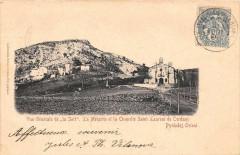 Vue Generale De La Sort La Metairie ChapelleSaint-Laurent De Cerdans (dos n 66 Saint-Laurent-de-Cerdans