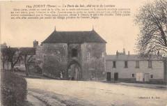 Joigny La Porte Du Bois Cote Route De Cerisiers - Joigny