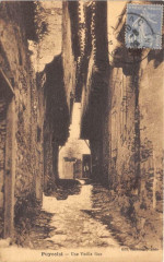 Puycelsi Une Vieille Rue - Puycelsi