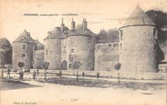 Peronne Le Chateau - Péronne
