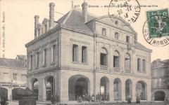 Sainte Foy La Grande Hotel De Ville - Sainte-Foy-la-Grande